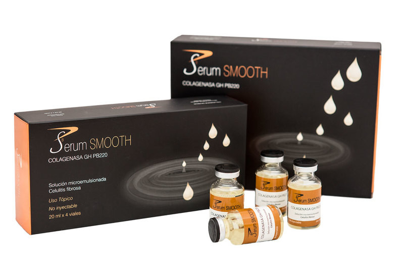 PBS Smooth+Professional Уменьшение апельсиновой корки и фиброзного целлюлита PB Serum