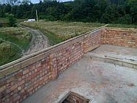 Пояс бетонный