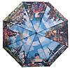 Стильный  женский зонт, автомат  W M700-3