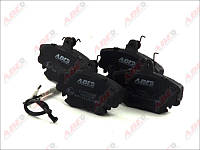 Тормозные колодки передние ABE C1P000ABE LOGAN, SANDERO;RENAULT CLIO I