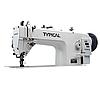 Typical GC0617D промышленная швейная машина с тройным продвижением материала и встроенным сервомотором