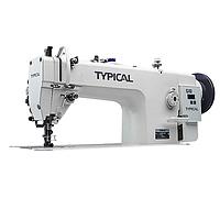 Typical GC0617D промышленная швейная машина с тройным продвижением материала и встроенным сервомотором, фото 1