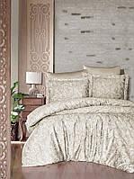 Комплект постельного белья First Choice Satin Lima S.Kahve