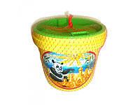 Детская игрушка Ведерко с ситечком 0453 Юника