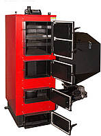 Твердотопливный стальной котел Altep КТ-2Е-SH 25 кВт