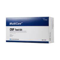 Набор для определения С-реактивного белка MultiCare 20 шт. Медаппаратура