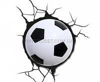 Детский светильник в виде мяча