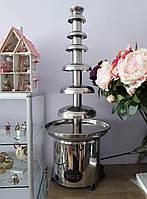 Профессиональный шоколадный фонтан CF48А - высота 120 см.