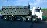 Услуги перевозки грузовым автомобилем VOLVO