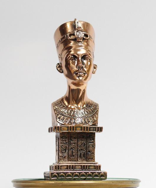 Статуэтки Египетская тематика с медным покрытием