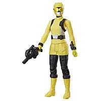 Игровая фигурка Hasbro Power Rangers Могучие Рейнджеры Желтый Рейнджер (E5914-E6202)