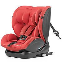 Детское автокресло Kinderkraft Myway Isofix Red (Киндеркрафт Майвэй) 0+/1/2/3 (0-36 кг)