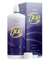 Раствор для контактных линз DUA ACTIVA 360ml