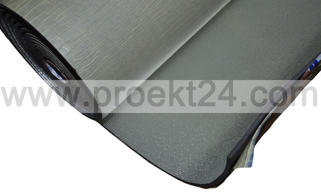 изолон фольгированный самоклеющийся 4мм, изолонтейп фольгированный 4мм