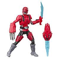 Игровой набор Hasbro Power Rangers Могучие Рейнджеры Красный Рейнджер (E5915-E6029)