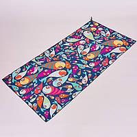 Полотенце для пляжа SPORTS TOWEL B-FBT (полиэстер, р-р 80х160см, цвета в ассортименте)