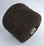 Твид Tweed TECLA 20% шелк 60% шерсть 20% ра, фото 2