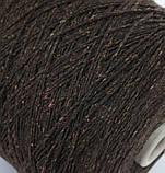 Твид Tweed TECLA 20% шелк 60% шерсть 20% ра, фото 3