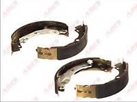 Тормозные колодки задние (без ABS) ABE, C0R023ABE 6001551409