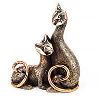Статуэтка Кошки с медным покрытием 3090