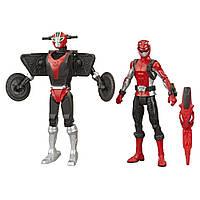 Игровой набор Hasbro Power Rangers Могучие рейнджеры Красный Рейнджер и Морфин Cruise Beastbot (E7270-E7324)
