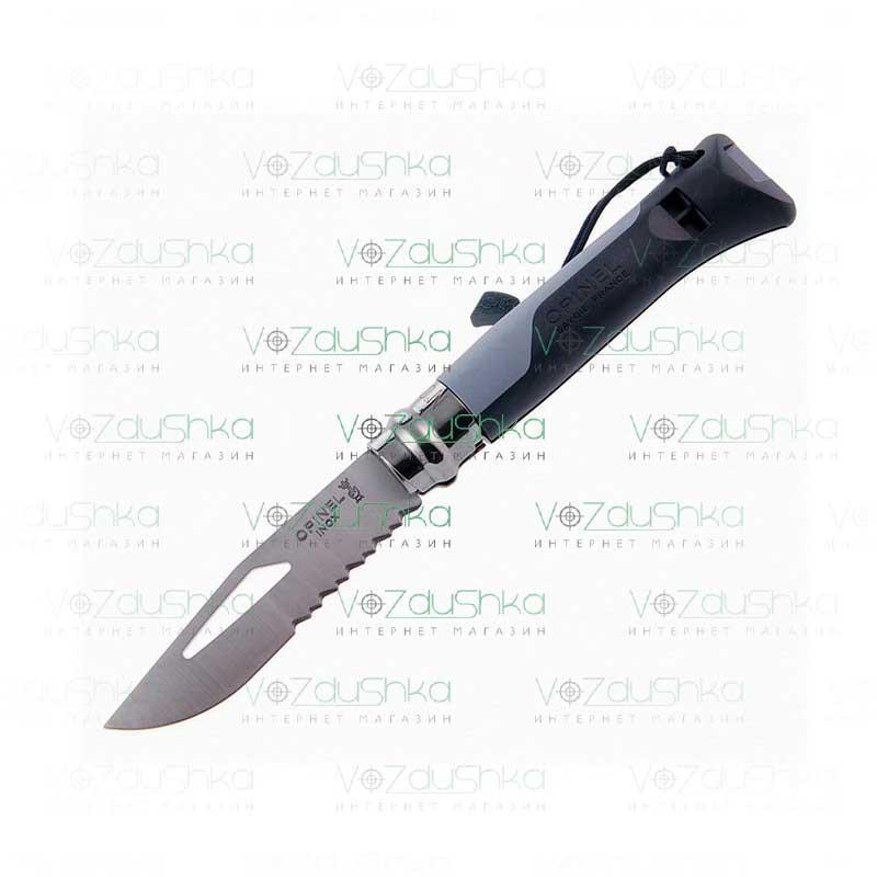 Opinel N°8 Outdoor Grey походный складной нож (001579)
