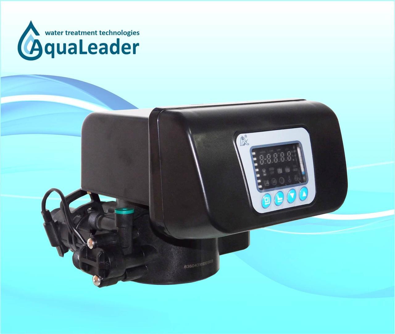 Автоматичний клапан для пом'якшувачів по витраті RX 68