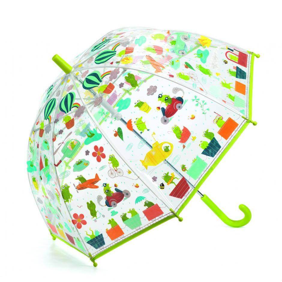 Дитяча парасолька Жабенята Djeco