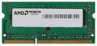 Пам'ять до ноутбука AMD DDR3 1600 8GB 1.5V SO-DIMM