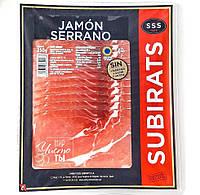 Нарезка Хамон Jamon Subirats, 250 грамм