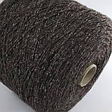 Твид Tweed TECLA 20% шелк 60% шерсть 20% ра, фото 4