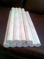 Капролон (полиамид ) стержневой и листовой 10мм. - 250мм.