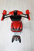 Радиоуправляемая машинка-трансформер Ferrari Красная