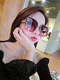 Окуляри сонцезахисні брендові під Miu Miu розмір 63-18-152, фото 2