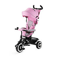 Детский трехколесный велосипед Kinderkraft Aston Pink (Киндеркрафт Астон)
