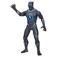 Фигурка Hasbro Черной Пантеры со звуковыми и световыми эффектами (E0870)