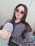 Окуляри сонцезахисні брендові під Miu Miu розмір 59-28-145, фото 7