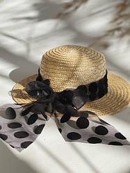 Солом'яні капелюхи