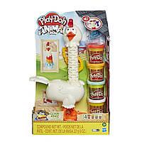 Игровой набор Hasbro Play-Doh Курочка Чудо в перьях (E6647)