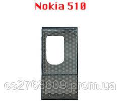 Чехол чохол Silicon Case Nokia 510 чорний