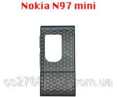 Чехол чохол Silicon Case Nokia N97 mini чорний