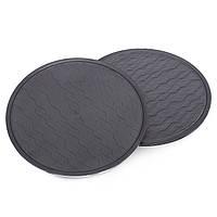 Диски для скольжения (слайдеры) SLIDE DISCS FI-1693 (ABS пластик, EVA, d-17,5 см, цвета в ассортименте)