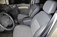 Renault Kangoo 2008+ и 2013+ гг. Чехлы на передние сиденья Premium