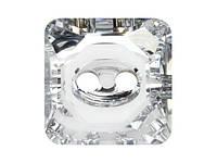 Пуговицы Сваровски 3017 Crystal (001)