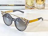 Окуляри сонцезахисні брендові під Jimmy Choo, фото 2