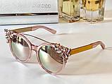 Окуляри сонцезахисні брендові під Jimmy Choo, фото 6