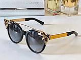 Окуляри сонцезахисні брендові під Jimmy Choo, фото 4
