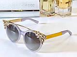 Окуляри сонцезахисні брендові під Jimmy Choo, фото 5