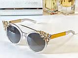 Окуляри сонцезахисні брендові під Jimmy Choo, фото 9