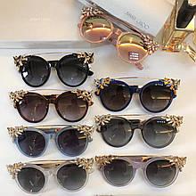Очки солнцезащитные брендовые под Jimmy Choo